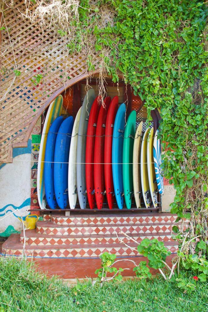 surfboards sidi kaouki karma surf retreat