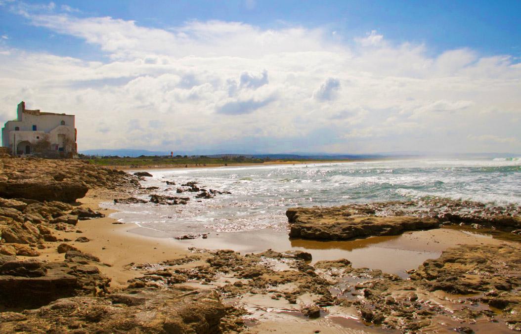 beach sidi kaouki surfing essaouira morocco