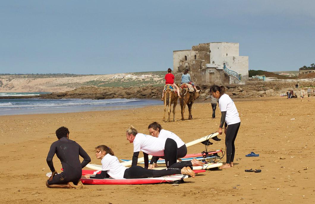 karma surf retreat sidi kaouki essaouira morocco