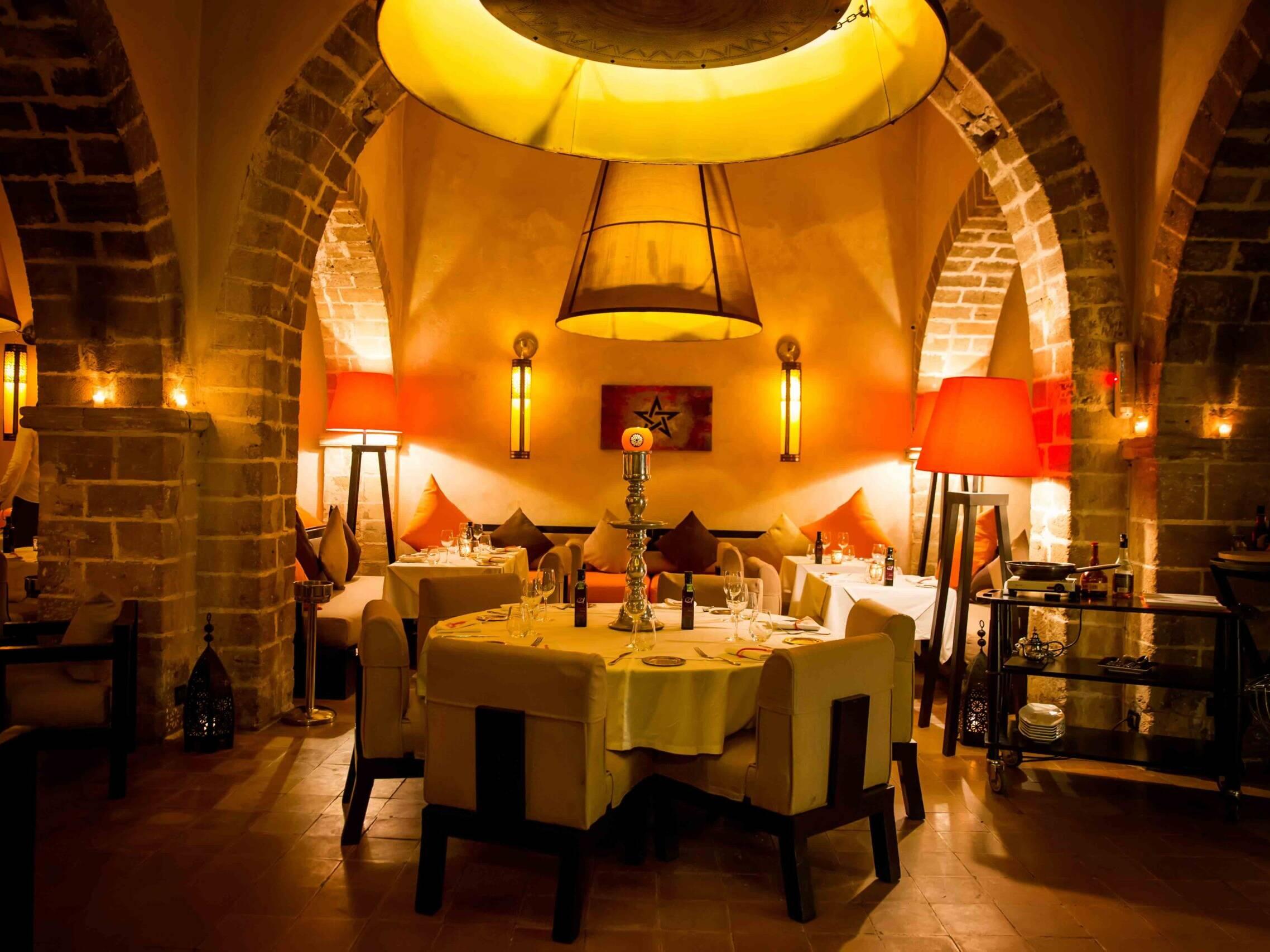 Madada restaurant in Essaouira Morocco