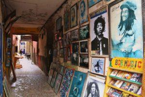 streets music posters medina souk essaouira