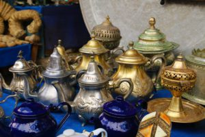teapot medina souk essaouira morocco