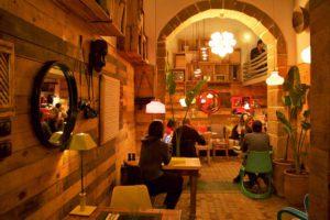 loft cafe essaouira restaurant morocco