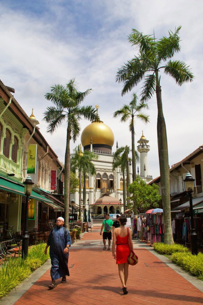 arab quarter mosque singapore