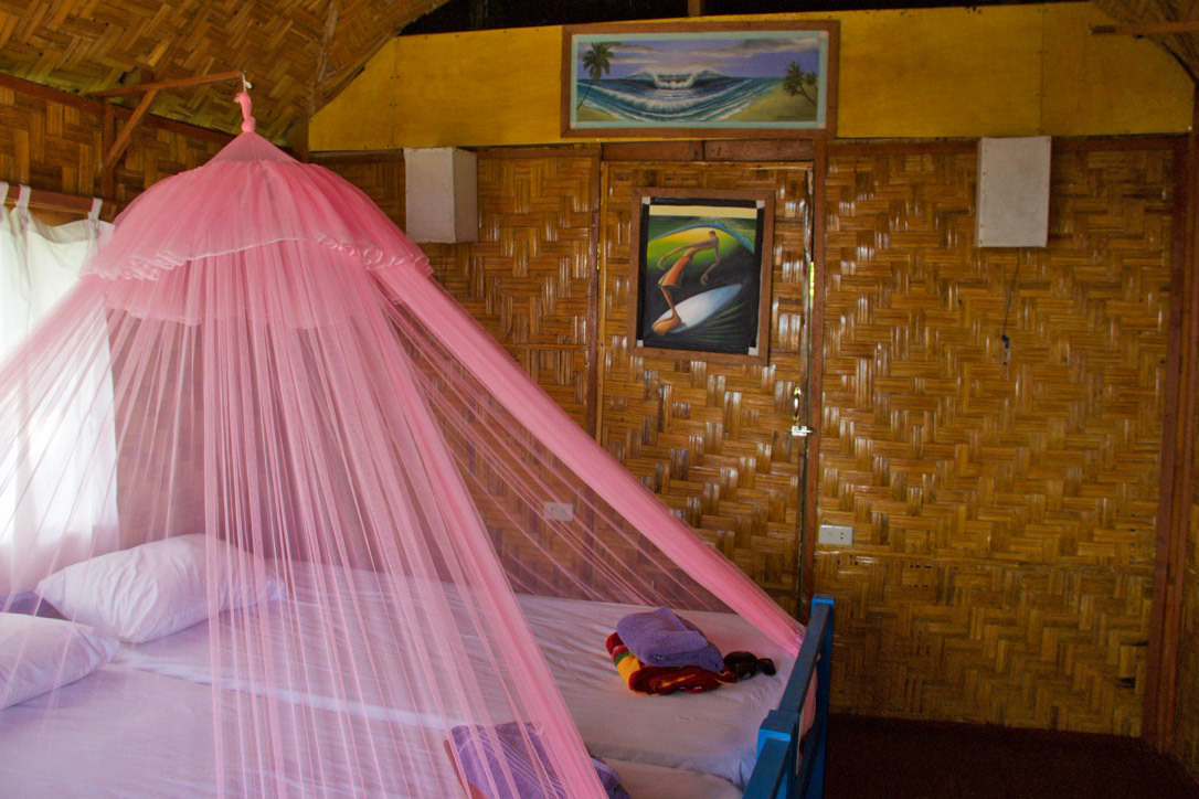 bedroom simeulue surf lodges sumatra