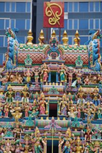 hindu temple little india singapore