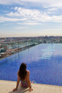 hotel indigo rooftop swimmingpool katong singapore