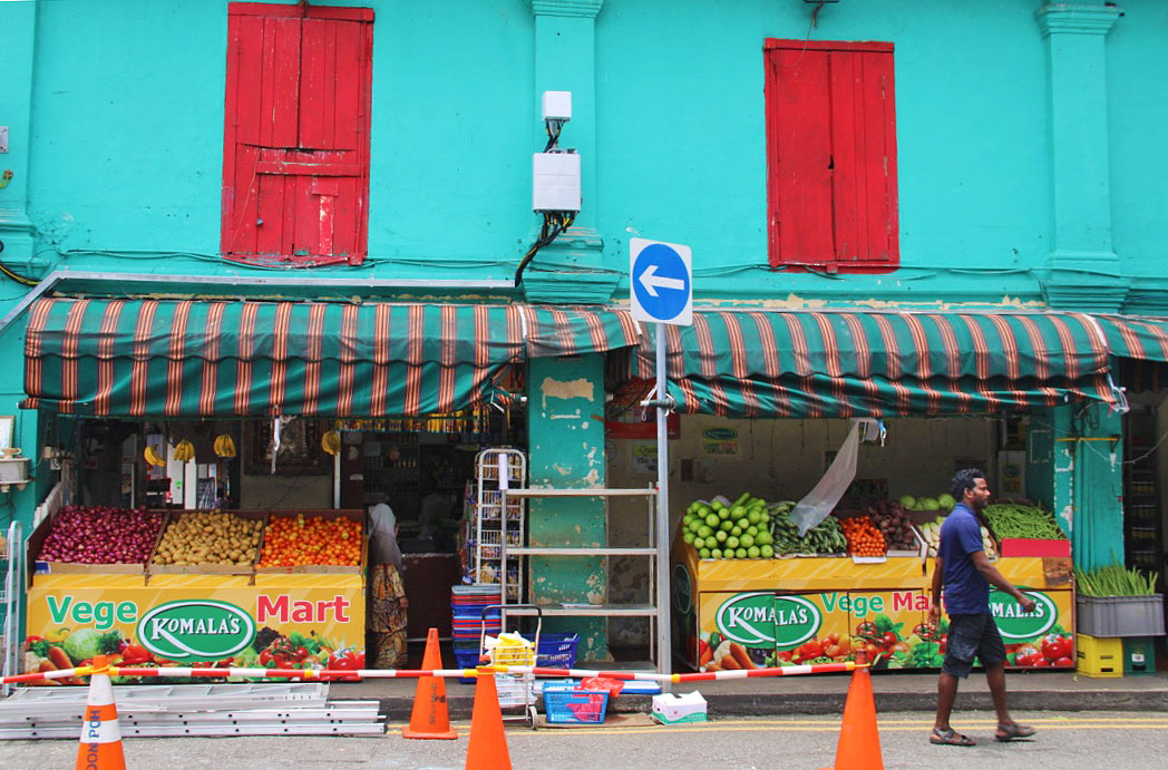 little india food shop singapore