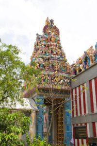 little india hindu temple singapore