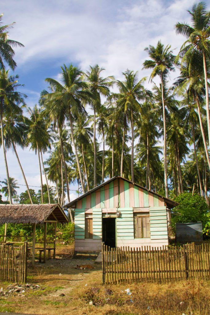local house simeulue surf lodges island sumatra