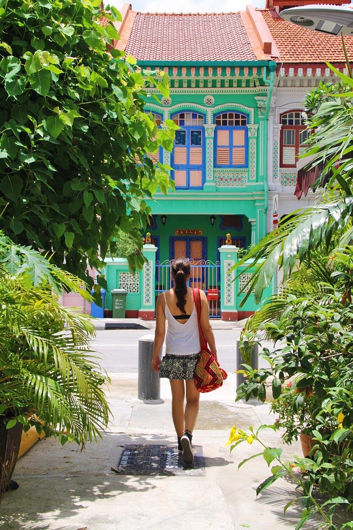 peranakan shophouses katong neighborhood hotel indigo singapore