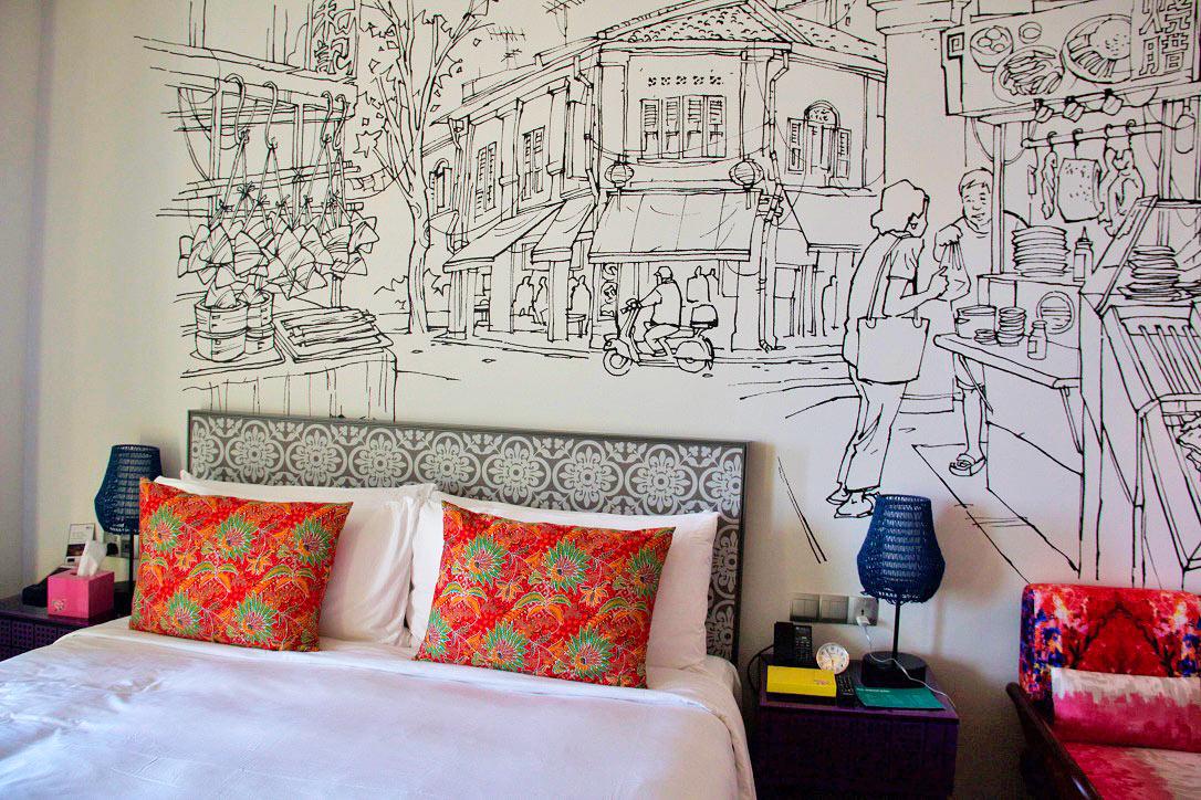 room hotel indigo katong singapore