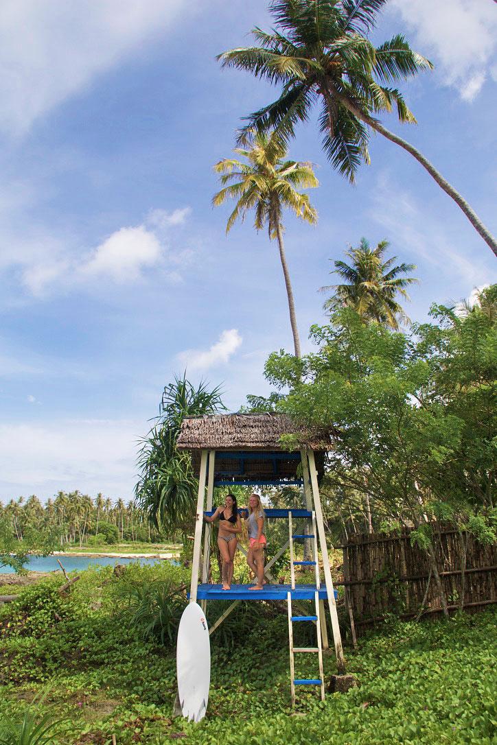 simeulue surf lodges checking waves sumatra