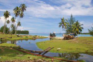 simeulue surf lodges island beach paradise sumatra