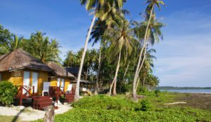 Simeulue Surf Lodges in Indonesia