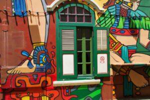 singapore arab quarter haji lane street art