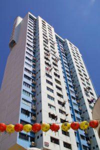 singapore building china town