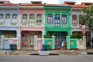 singapore katong neighborhood peranakan houses