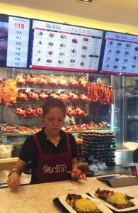 soya chicken noodle michelin star hawker singapore