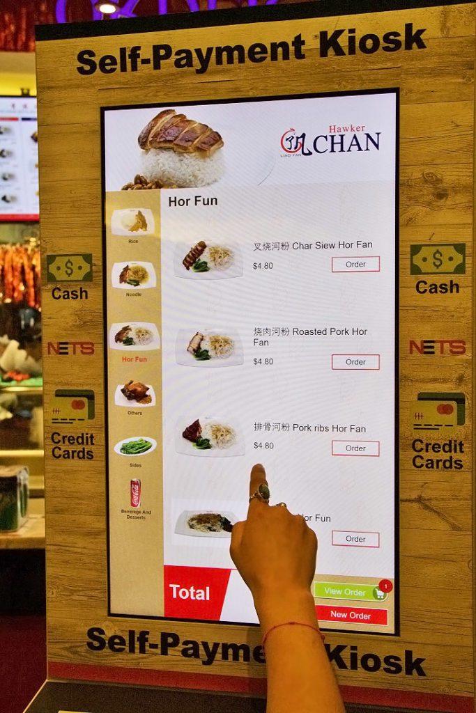 soya chicken noodle rice michelin star hawker singapore restaurants