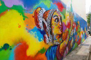 street art mural little india singapore