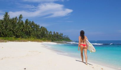surfing simeulue surf lodges island beach sumatra
