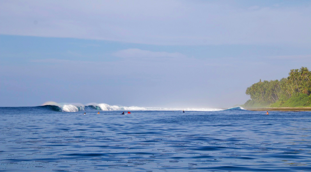surfing teabags waves boat trip simeulue island sumatra