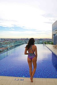 swimmingpool hotel indigo katong singapore