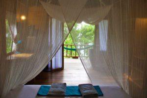 Bedroom at Casa Nemo Pulau Weh