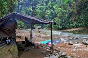 bukit lawang jungle trekking camp sumatra