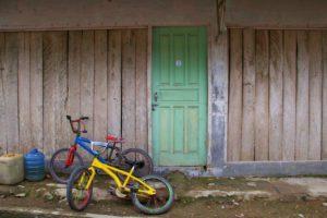 house bukit lawang bicycles sumatra