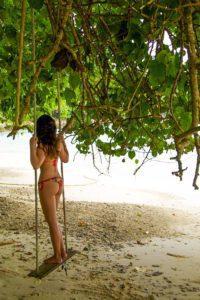 pulau weh swing long beach bixio cafe sumatra