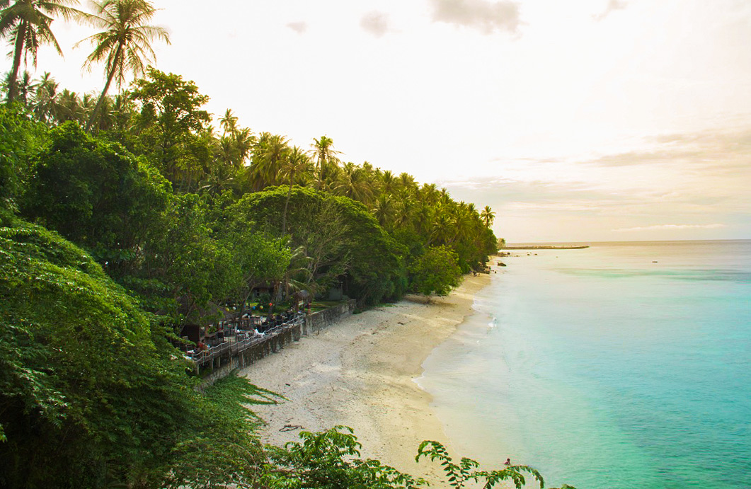pulau weh view casa nemo sumatra