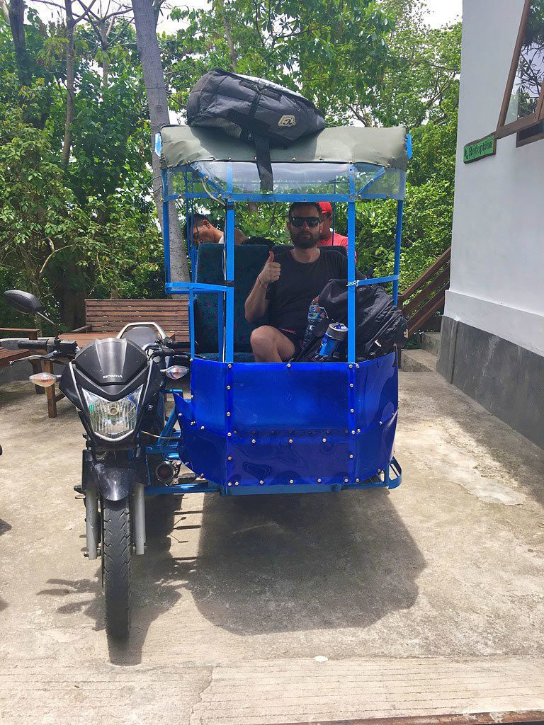 transport pulau weh sumatra