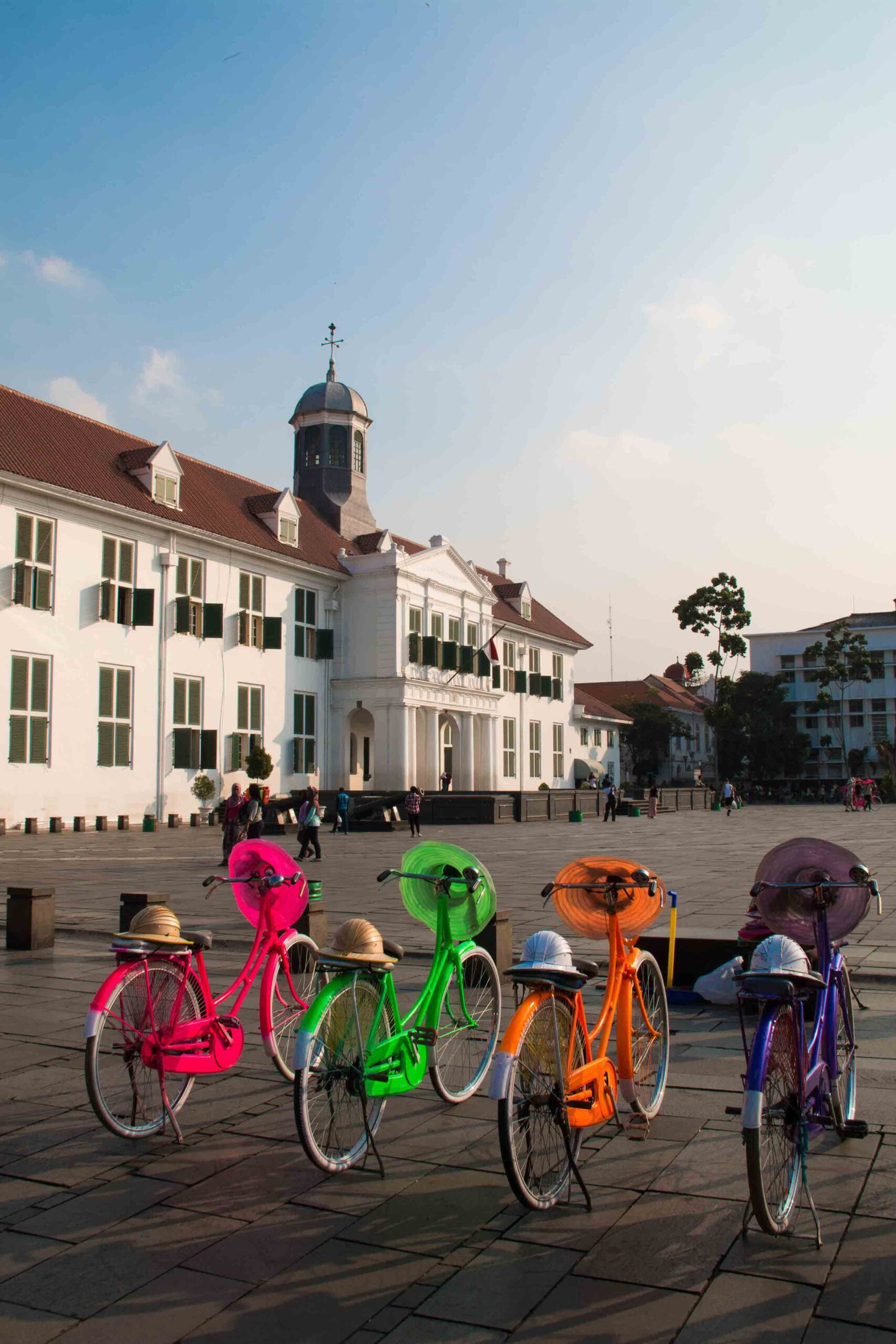 batavia kota square bicycles jakarta