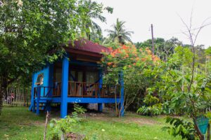 Houses for rent at Bixio Cafe Pulau Weh