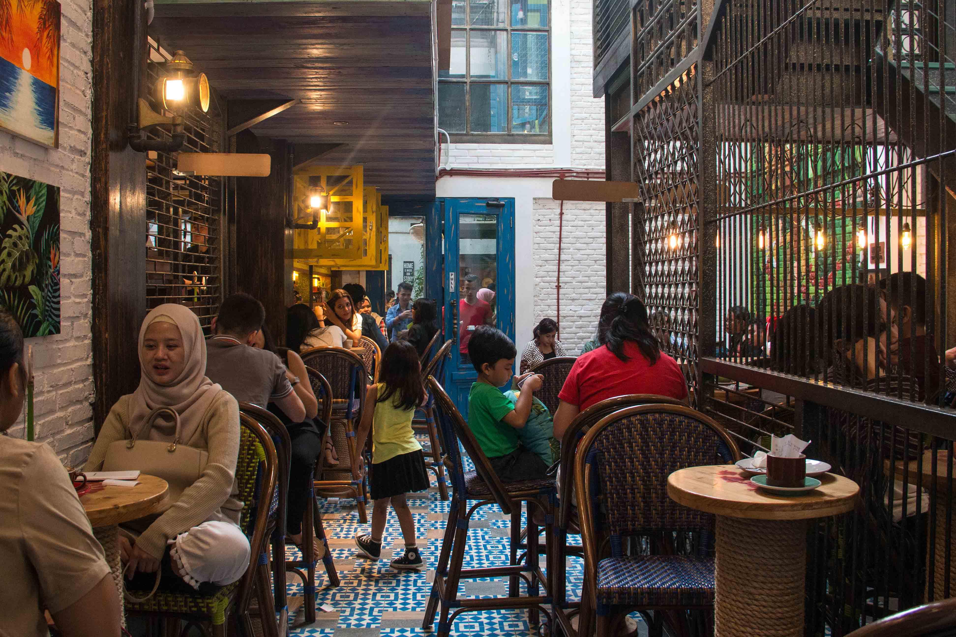 cafe giyanti coffee roastery jakarta