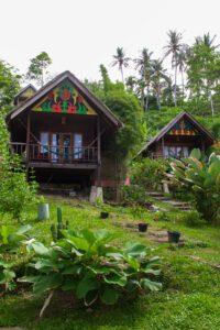 Houses at Casa Nemo Pulau Weh