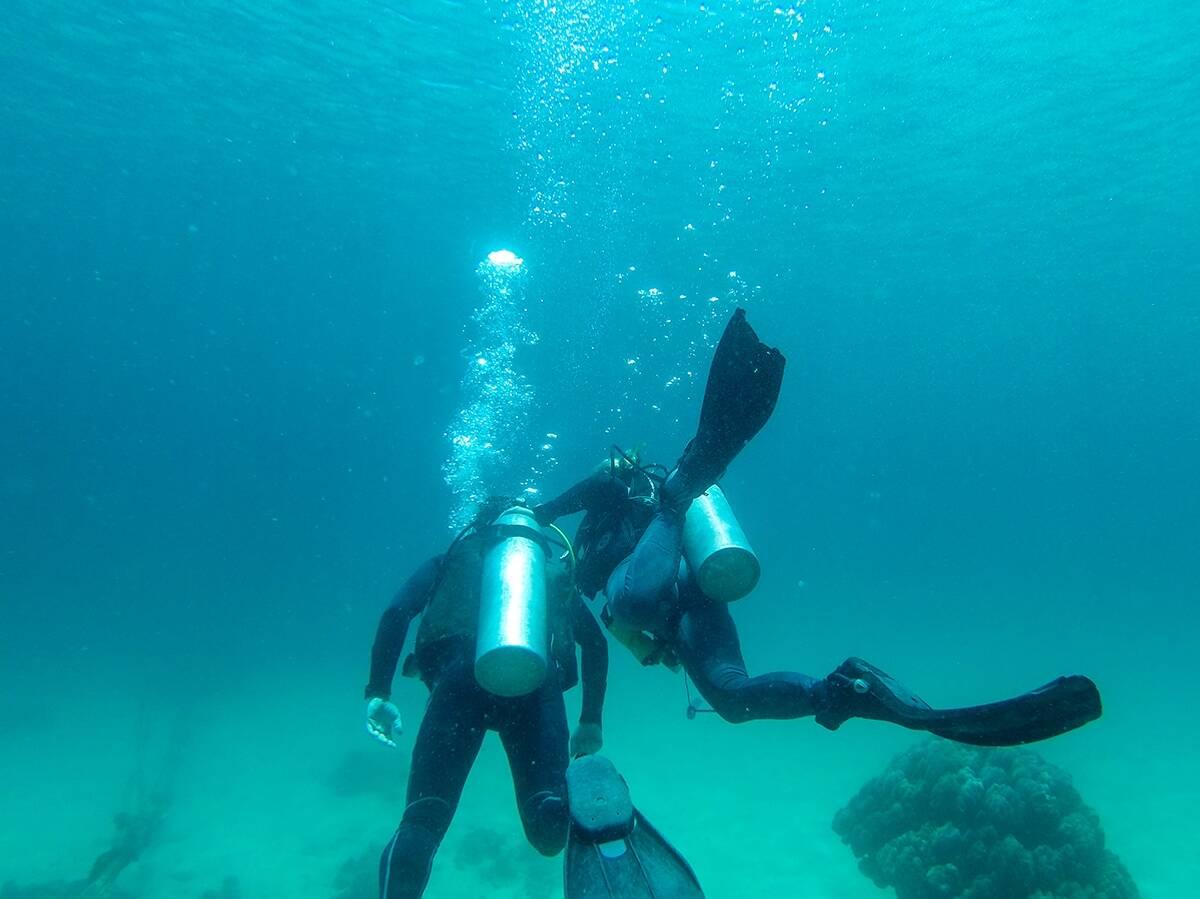 diving in Pulau Weh Sumatra
