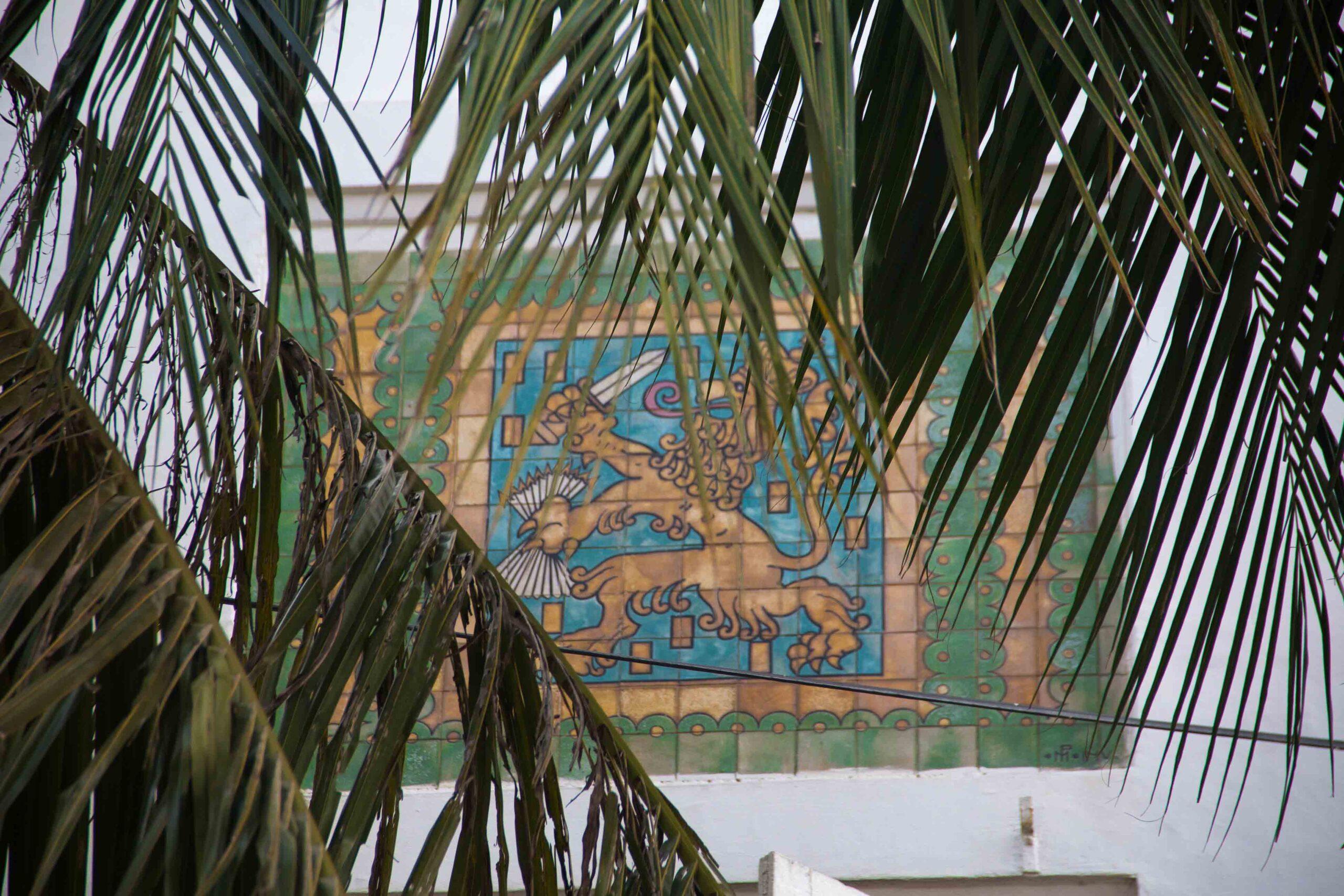 dutch colonial tiles batavia kota jakarta