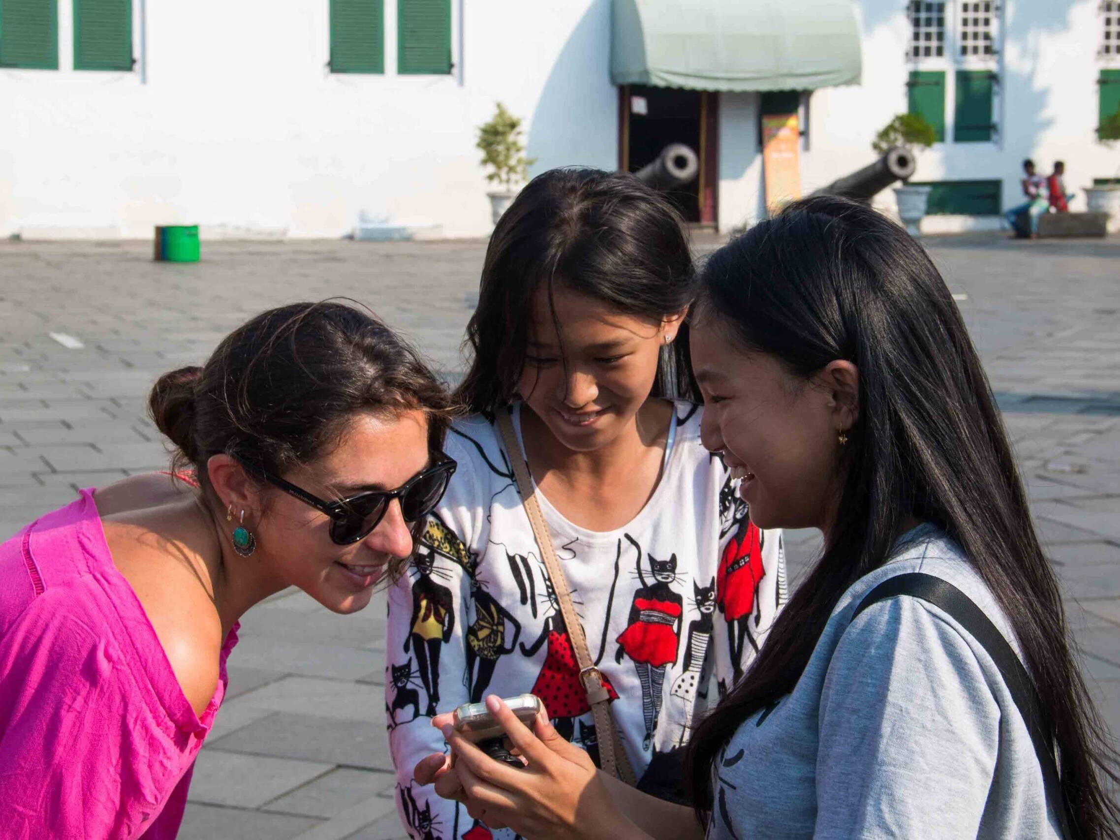 girls batavia jakarta