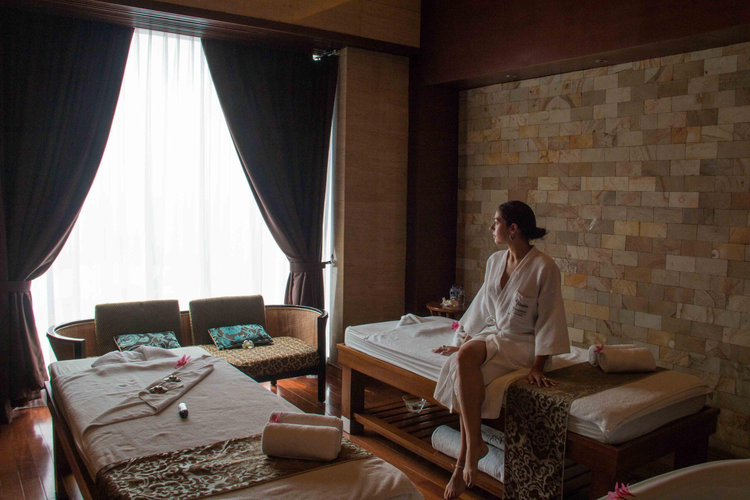 Spa at Hotel Indonesia Kempinski Jakarta