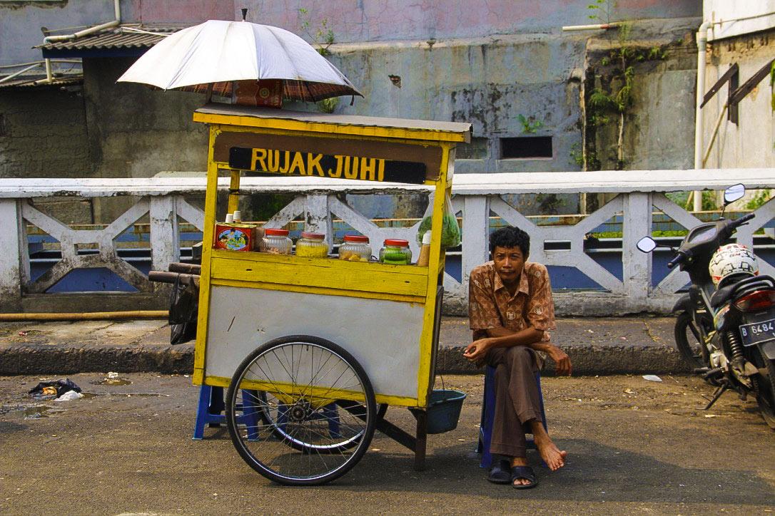 man street jakarta indonesia