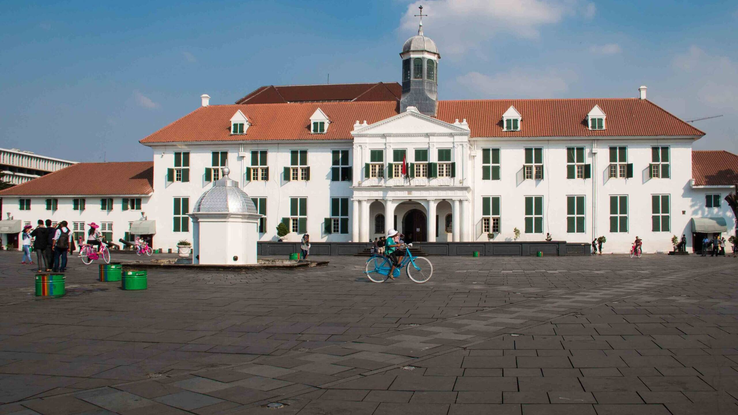 museum sejarah jakarta batavia