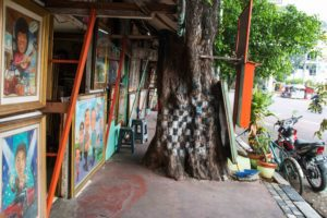 pasar baru art market jakarta