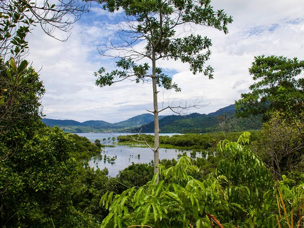 Pulau Weh Island views in Sumatra