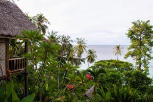 Ocean view at Casa nemo Pulau Weh