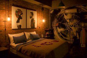 4quarters villa bedroom canggu bali
