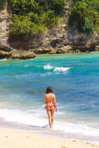 balangan beach billabong bali