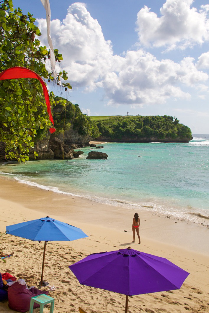 balangan beach the point restaurant bali